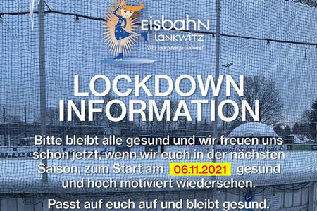 Lockdown Information‼️